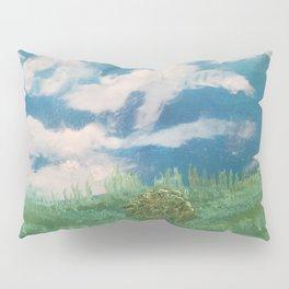 Cloudy day in the prairies Pillow Sham