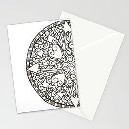 Deuteronomy 31:6 Stationery Cards