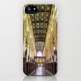 Magdalene aisles iPhone Case