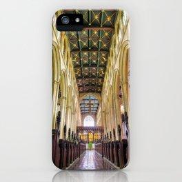 Magdalene aisles iPhone Case