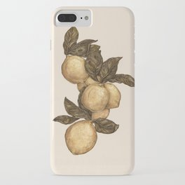 Lemons iPhone Case