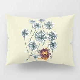 Lion on dandelion Pillow Sham