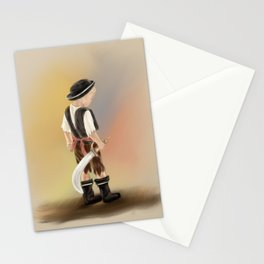A Young Pirate Stationery Cards