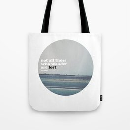 Highway One Tote Bag