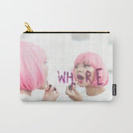 Wh re Carry-All Pouch