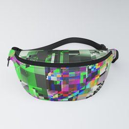 2 pyramids Fanny Pack