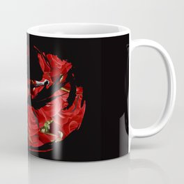 Martha Graham in Red  Coffee Mug