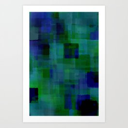 Digital#7 Art Print