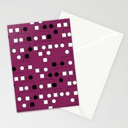 Pedigree Analysis - X-linked Dominant Stationery Cards