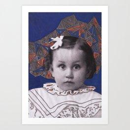 No Name Girl - Katrina Niswander Art Print
