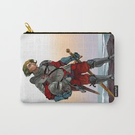 Knight of the Blackrocks Carry-All Pouch