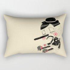Unplug Rectangular Pillow