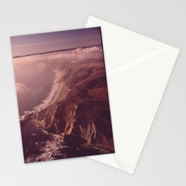 IN 1972, CALIFORNIA INTRODUCED PROPOSITION 20 TO RESTRICT DEVELOPMENT ON THE CALIFORNIA COASTLINE. Stationery Cards