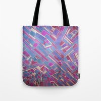 tina Tote Bags featuring Tina by Marina Scheinost