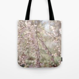 Spring in New York City #18 Tote Bag
