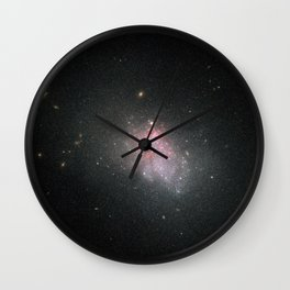 Twinkling Stars Wall Clock
