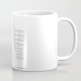 Minimalopolis Coffee Mug
