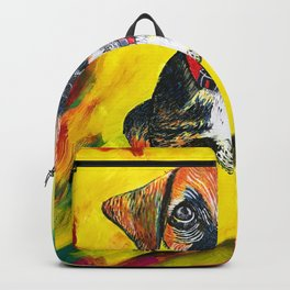 Hello Ernie Backpack