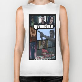 GTA riverdale stories Biker Tank