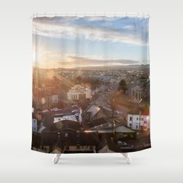 First Tower in Ireland Shower Curtain