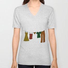 laundry Unisex V-Neck