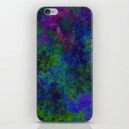 HANDPAINTED SPACE iPhone Skin
