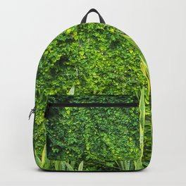 muro verde Backpack