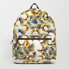 ginko biloba leaves pattern Backpack