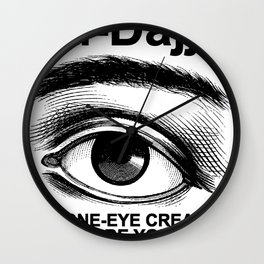 The one-eye creature  cannot be your Lord Wall Clock