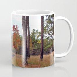 Autumn At The Battlefield Coffee Mug