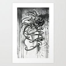 Lies. Layers of Lies.  Art Print