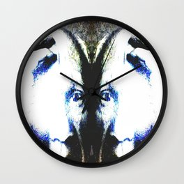 P the CASSO «the body in the middle» Wall Clock
