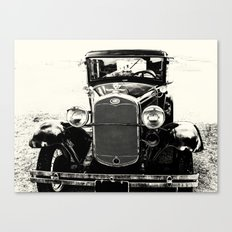Model A Ford Canvas Print