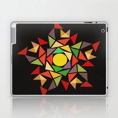 August sunset Laptop & iPad Skin
