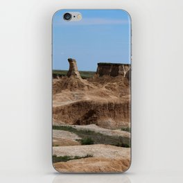 Badlands Rockformation iPhone Skin