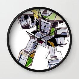 RADIO ROBOT Wall Clock