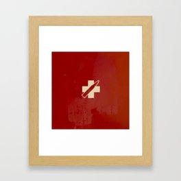 Juggernog Framed Art Print