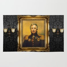 Alan Rickman - replaceface Rug