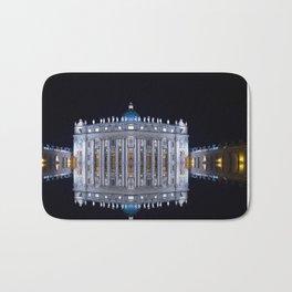Vatican City Reflexion Bath Mat