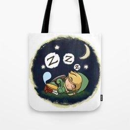 Minish-Nap Tote Bag