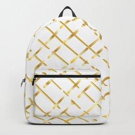 golden line Backpack