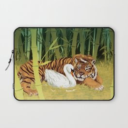 Love story Laptop Sleeve