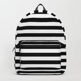 INTERLACED (BLACK-WHITE) Backpack