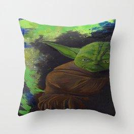 Art print Throw Pillow