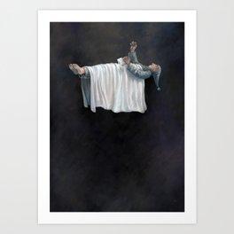 Das letzte Geschenk Art Print