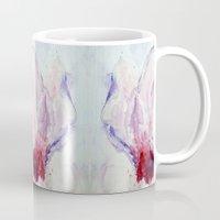 magnolia Mugs featuring Magnolia by Kay Weber