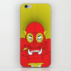 Unmask The : Flash iPhone & iPod Skin
