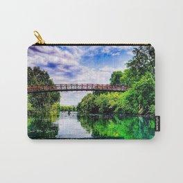 Barton Springs Bridge Carry-All Pouch