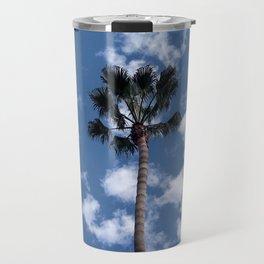 Palm in the Sky Travel Mug