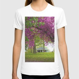 Cherry Blossom Trees in Richmond T-shirt